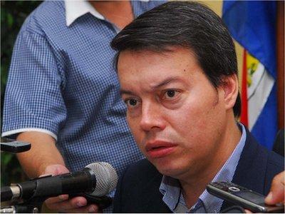 Ordenan captura del ex titular del Indert Luis Ortigoza