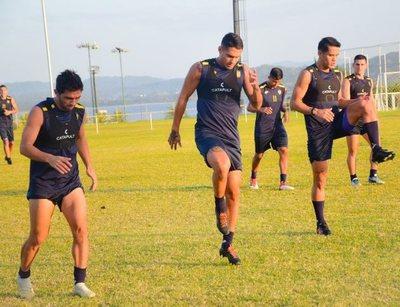 Sportivo Luqueño se estrena en la Sudamericana