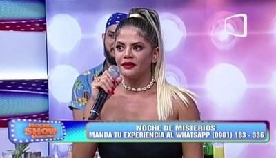 Terrible accidente de Simone Villar