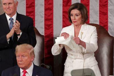 Pelosi rompe el discurso de Trump y otras anécdotas del Estado de la Unión