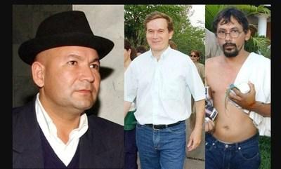 El mes próximo, el gobierno pedirá la cancelación del refugio político de Arrom, Martí y Colmán