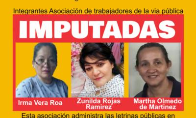 Mafia de las letrinas (III) ZACARIISTAS IMPUTADOS