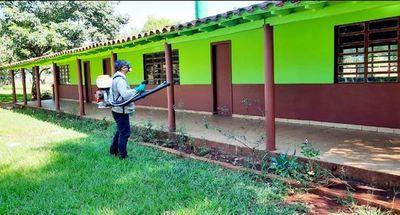 Dengue no se va a dispersar con inicio de clases, dice Salud, pero hay temor