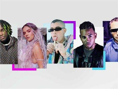 Bad Bunny y Ozuna arrasan en las nominaciones a los Latin Billboards