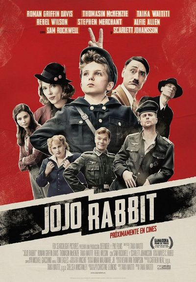 Jojo Rabbit (2D)