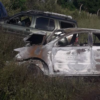 Accidente en Ruta Mcal. López deja un herido