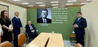 Inauguran mejoras en Salas de Conciliación de la Sedeco