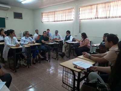 Coordinan acciones contra Tuberculosis en Ciudad del Este