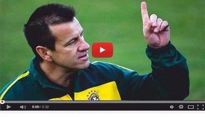 """Dunga: """"Lo que vale es el mundial"""" (VÍDEO)"""
