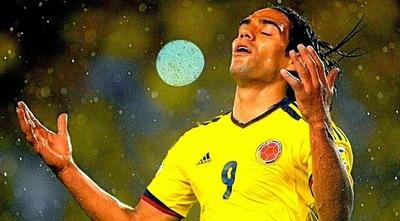 Radamel Falcao no ira al Mundial de Brasil