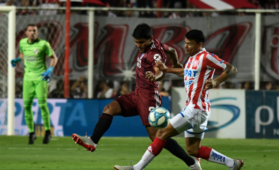 HOY / Rojas corona un gol clave para River y su ilusión