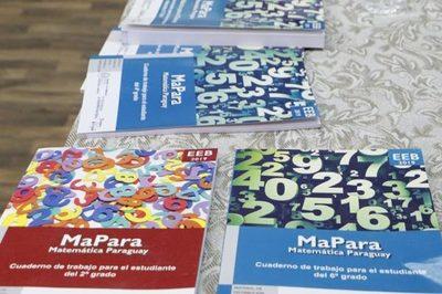 MEC aparta a dos directores generales y asegura que libros llegarán sin errores a los alumnos