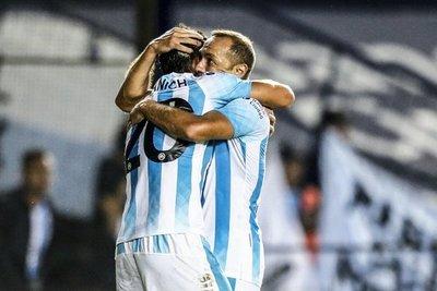 Clásico de Avellaneda: Victoria de Racing Club ante Independiente