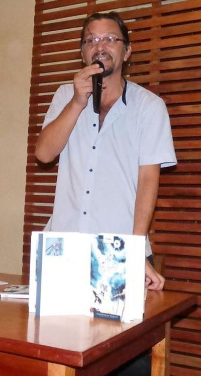 Curso de técnicas de redacción en Casa Karaku