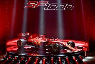 SF1000, el Ferrari de Vettel y Leclerc en el Mundial de F1