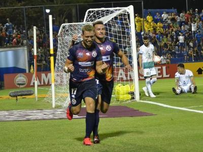 Sol de América tomó ventaja y derrotó como local 1-0 al Goiás