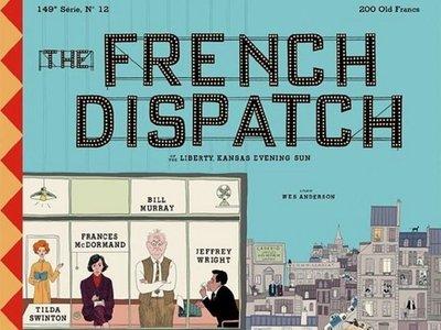 The French Dispatch: Lo nuevo de Wes Anderson reúne a famosos