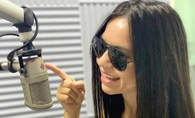 """Meli Quiñonez: """"La radio es mi vida"""""""