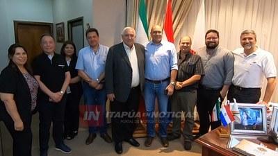 MUVH PRESENTÓ IMPORTANTE PROYECTO HABITACIONAL PARA ITAPÚA