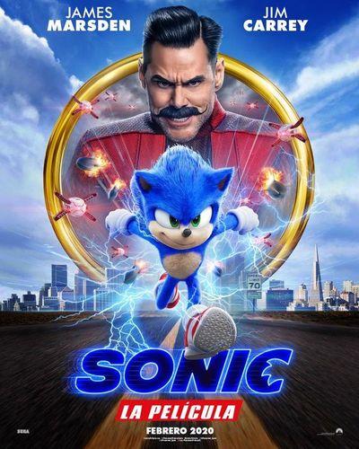 Sonic: La Película (2D)