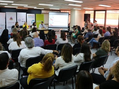 Lanzan concurso de innovación 'Hackathon Kuña Mbaretech'