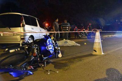 Muere un odontólogo de la Policía en accidente de tránsito