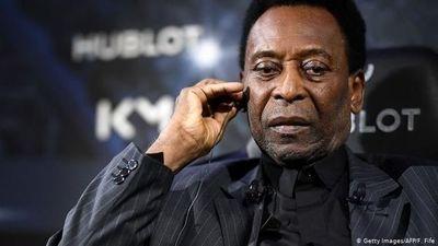 Pelé tiene depresión y se recluye en su casa por problemas de movilidad
