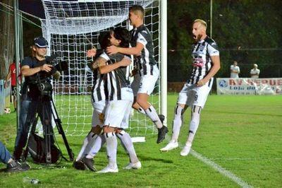 Santaní se hizo fuerte de local y logró la victoria contra Guaraní