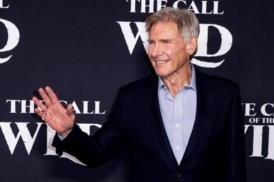 "HOY / Harrison Ford regresa a Hollywood para estrenar ""The Call of the Wild"""
