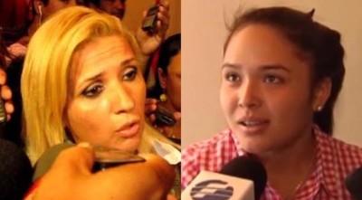 """""""Caradura pero no coimera"""": La revancha de Tatiana contra Gabriela León"""