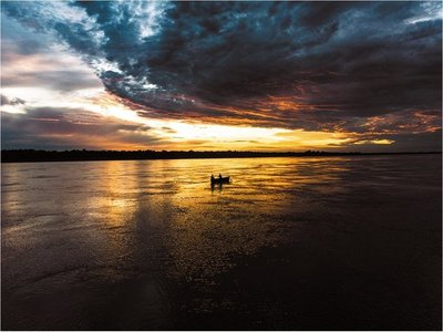 Un viaje para conocer la diversidad biocultural en canoa