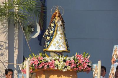 Se acerca la Festividad Mariana más grande del Paraguay
