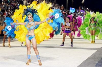 Carnaval recibe hoy a comparsa correntina