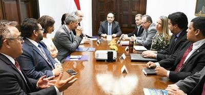 Unión Europea apoyará políticas ambientales del Paraguay