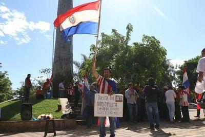 Convocan a manifestación por el proyecto de financiamiento político