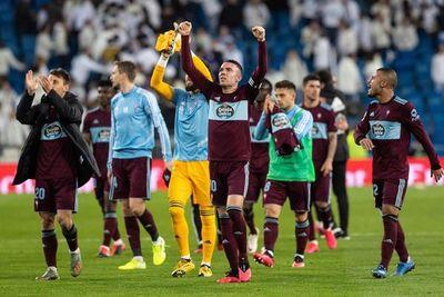 La magia de Denis tira por tierra la remontada del Madrid