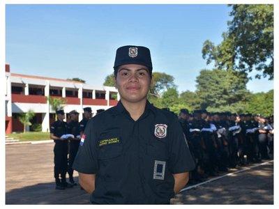 Academia de Policía recibe 145 nuevos estudiantes