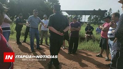 VECINOS SOLICITAN CONSTRUCCIÓN DE EMPEDRADOS EN ZONA RURAL DE TRP