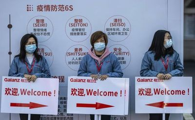 Bajan los nuevos contagios en China, aunque se superan ya los 2.000 muertos