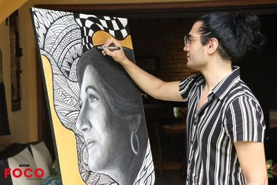 BAP: de los dibujos escolares a la exposición internacional