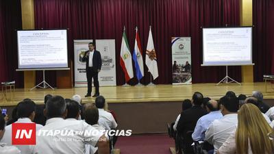 JUSTICIA ELECTORAL REALIZÓ CAPACITACIÓN SOBRE DESBLOQUEO DE LISTAS
