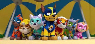 """Las aventuras de """"PAW Patrol"""" llegarán al cine con Paramount y Nickelodeon"""