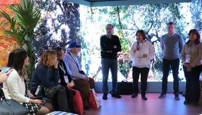 Atractivos turísticos de Paraguay se hace presente en importante feria europea de Milán