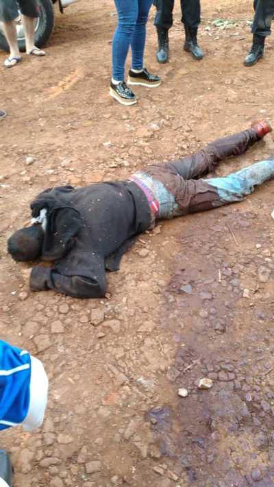 Hallan cadáver de un hombre con dos balazos en una calle de Hernandarias