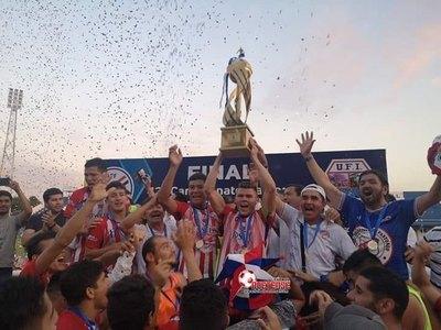 Pastoreo es campeón del Interligas y jugará la Intermedia