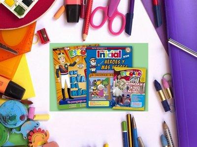 El Escolar con más contenidos y regalos