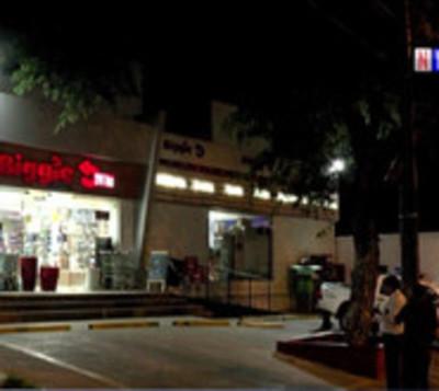 Violento asalto a minimercado en Asunción