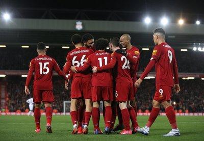 Liverpool remonta ante el West Ham y sigue imparable