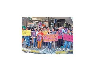 En su día,  mujeres anuncian multitudinaria marcha el 8M
