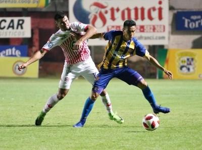 San Lorenzo y Luqueño igualaron 0-0 en el Günther Vogel